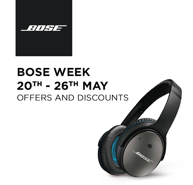 bose week
