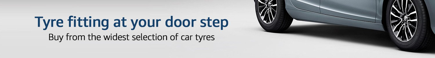 Tyre fitting at your door step
