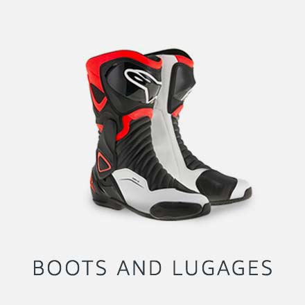 Boots and lugages