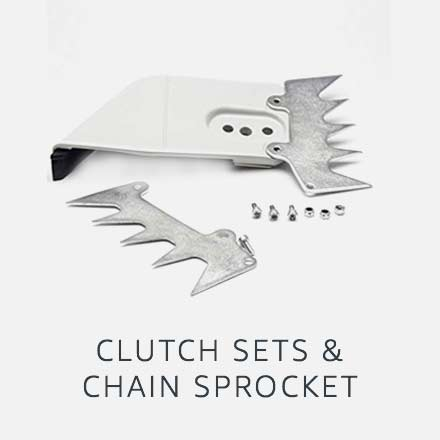 Clutch sets and spracket