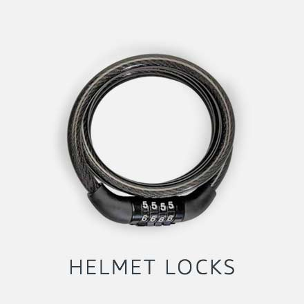 Helmets locks