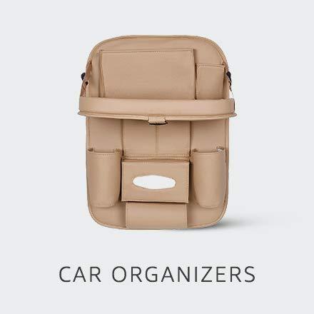 Car organizers