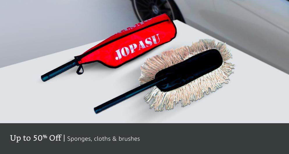 Sponges, cloths & brushes