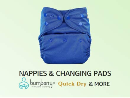 Nappy changing pads