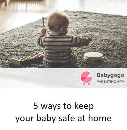 5 Ways to Keep Baby Safe