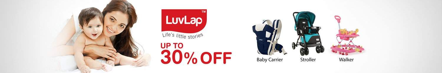 Luvlap Up to 30% off