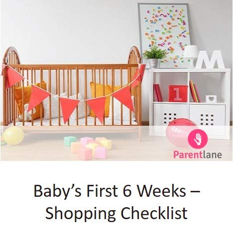 Baby Shopping Checklist