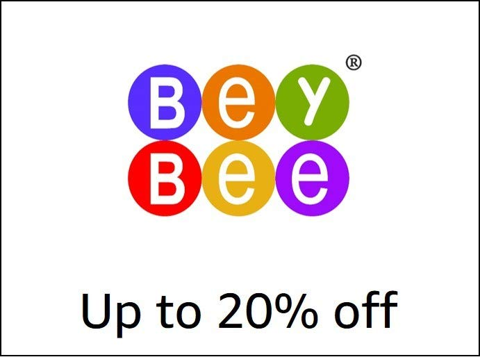 Up to 20% off Bey Bee