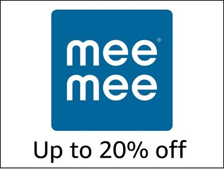 Up to 20% off MeeMee