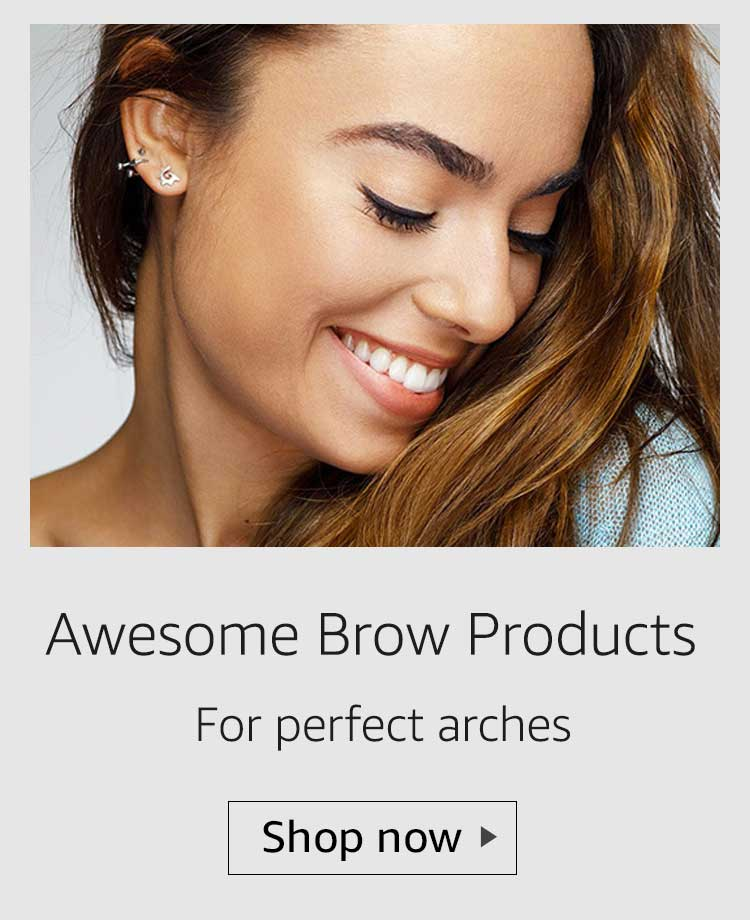 get perfect eye brows, brow make up products