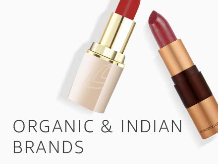 Organic and Indian brands