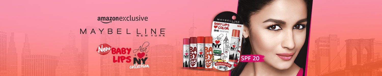 Amazon Exclusive: Maybelline Baby Lips