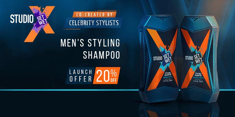 SetWet Shampoos