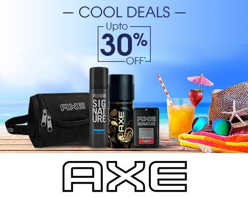 FEELING FRESH | Flat 30-50% Off on Deodorants & Antiperspirants, Starting at Rs.99