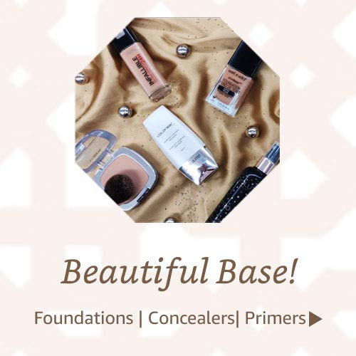 Foundation, concealer, primer