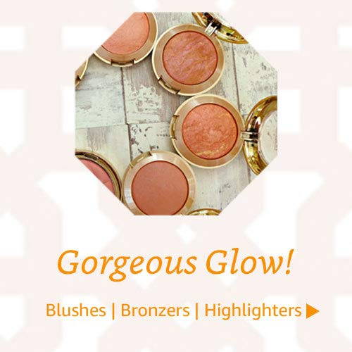 Blushes, bronzers, highlighters