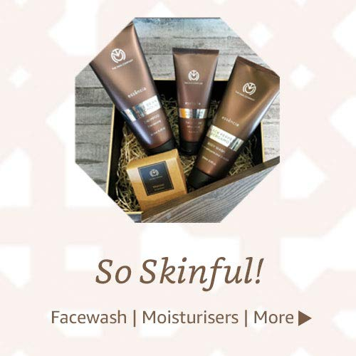 Facewashes, moisturisers