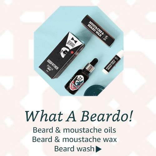 Beard oils, mustache oils, beard wax