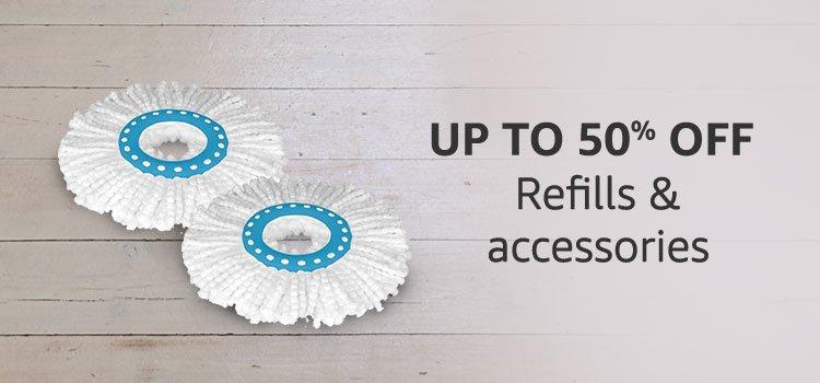 Refills & Accessories