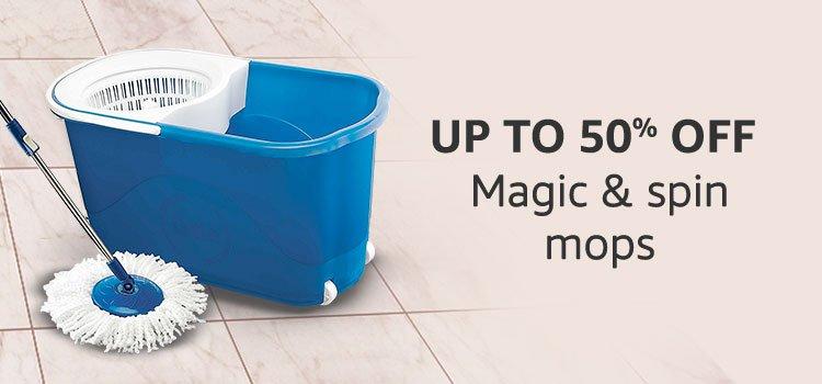 Magic & Spin Mops