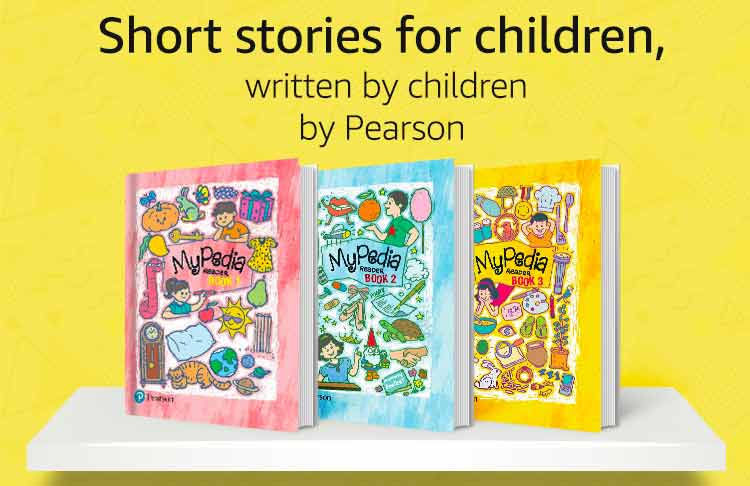 Short stories by children by Pearson
