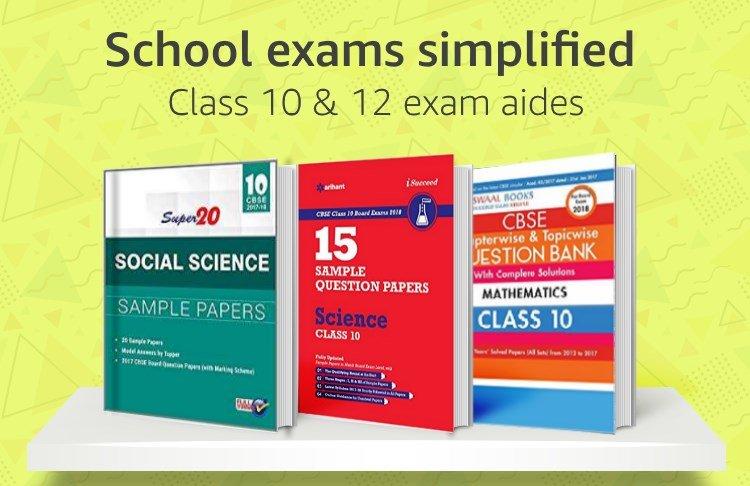 Class 10 & 12 exam aides