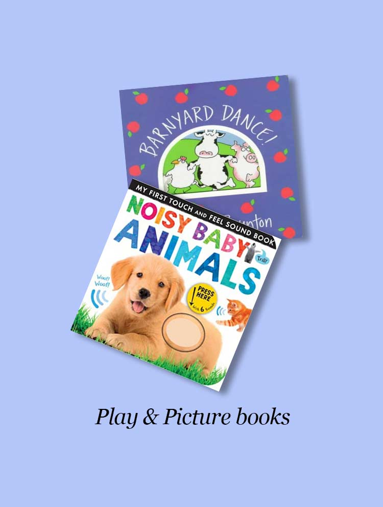 Play & picture books