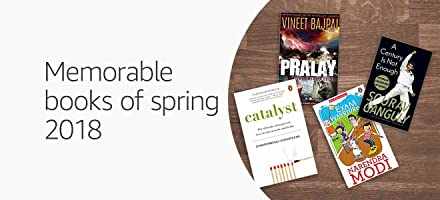 Memorable books of spring 2018