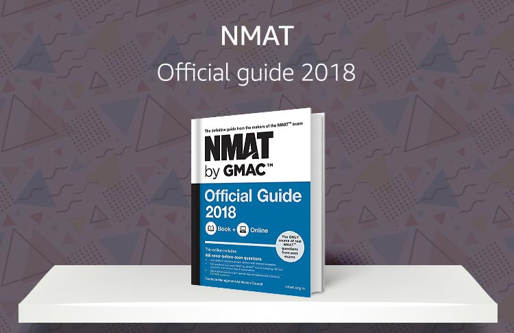 NMAT by GMAC - Official guide 2018