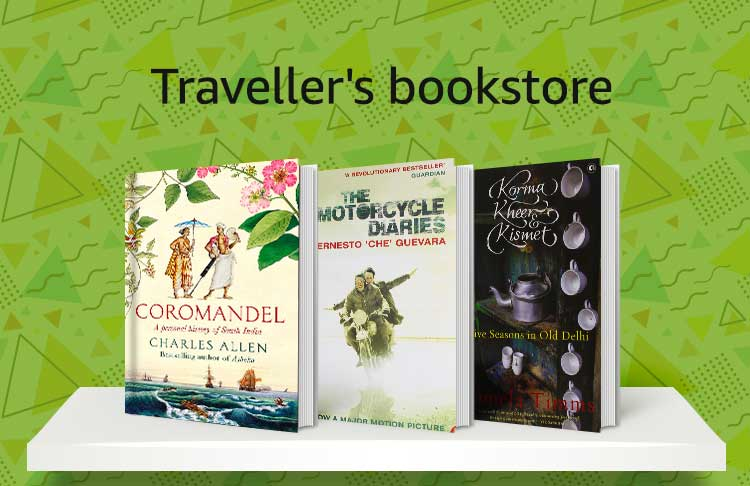 Traveller's bookstore