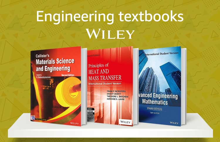 Wiley's Engineering textbooks