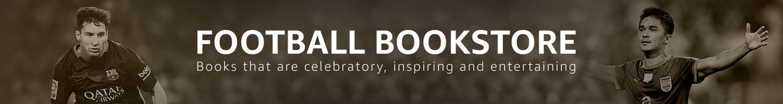 Football Bookstore: Books that are celebratory, inspiring & entertaining