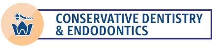 Conservative Dentistry & Endodontics