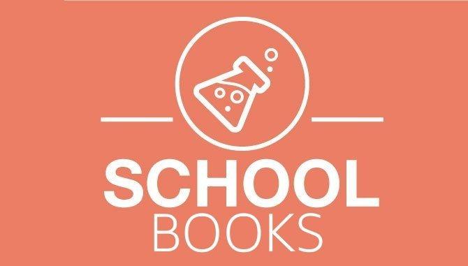 School books - classes 1 to 12
