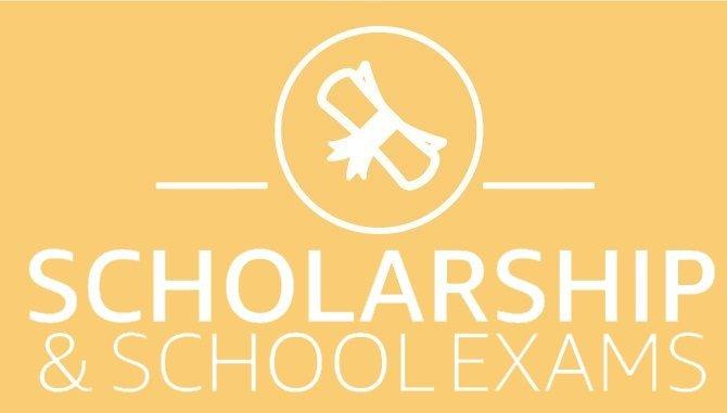 Scholarship & school exams