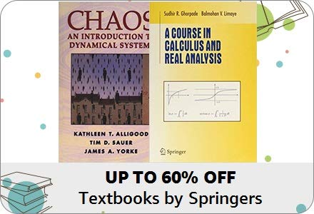 Textbooks by Springers