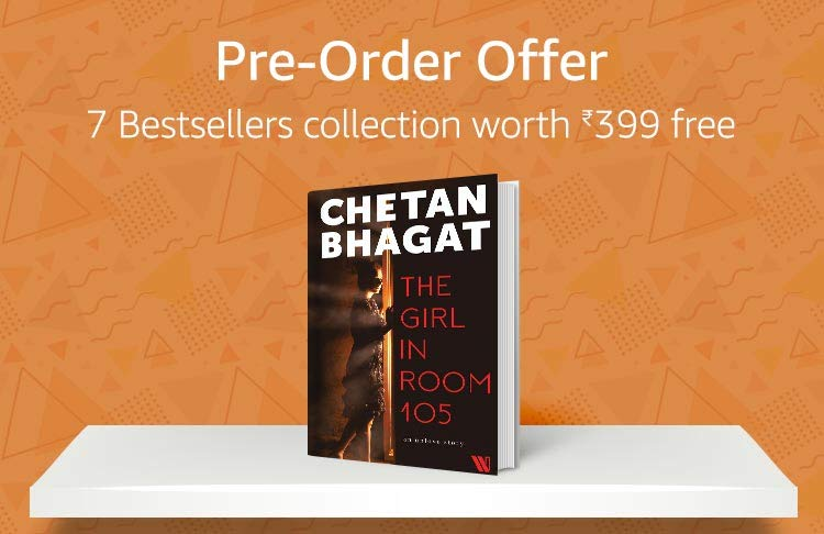 Book store online buy books online at best prices in india books chetan bhagat preorder offer fandeluxe Image collections