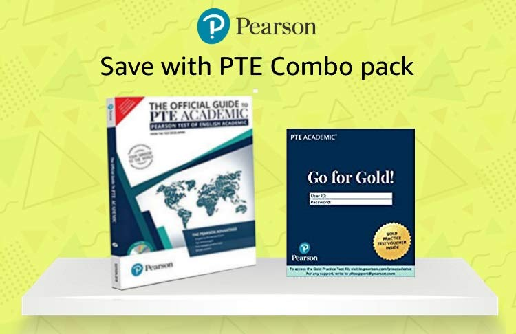 Pearson - Save with PTE Combo