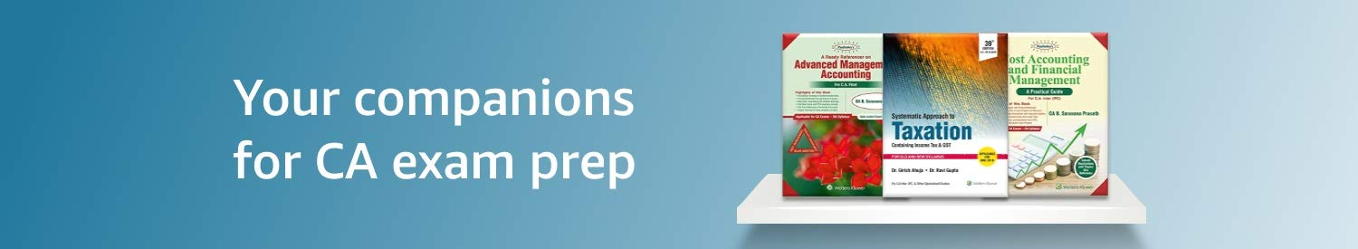 Wolters Kluwer CA prep books