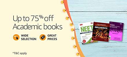 Up to 75% off: Academic books