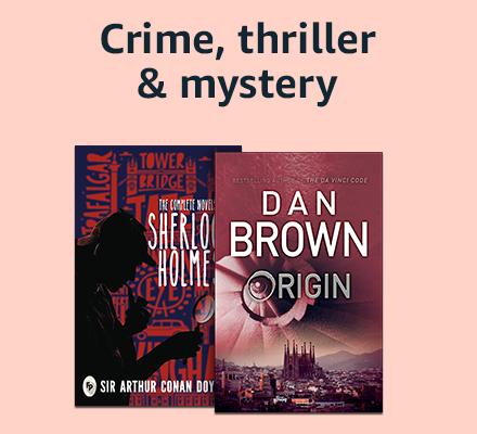 Crime, thriller & mystery