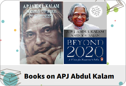 Books on APJ Abdul Kalam