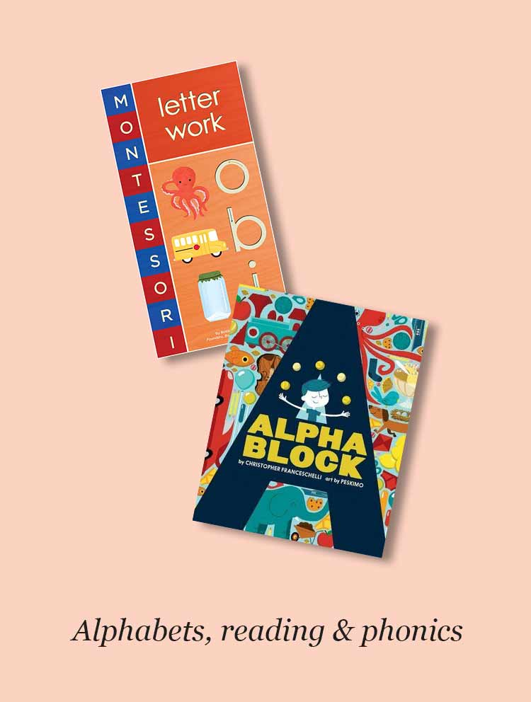 Alphabets, reading & phonics