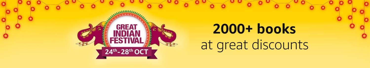 GREAT INDIAN SALE from 24th to 28th Oct