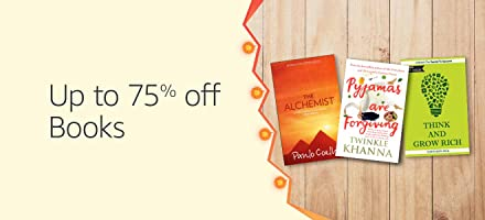 Up to 75% off: Bestselling books