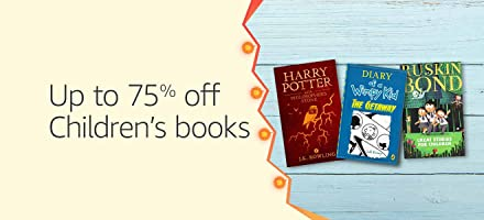 Up to 75% off: Children's books