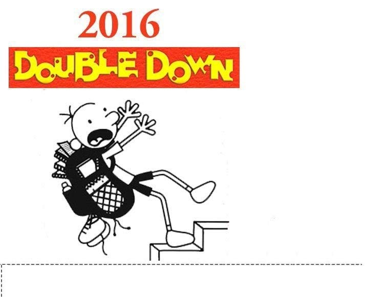 Wimppy Kid 2016 - Double Down