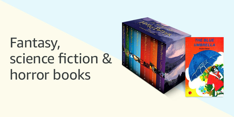 Fantasy, Science Fiction & Horror Books