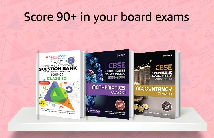 Score 90+ in your board exams