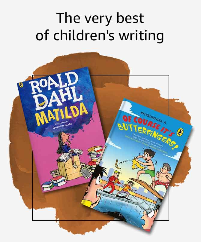 The very best of children's writing